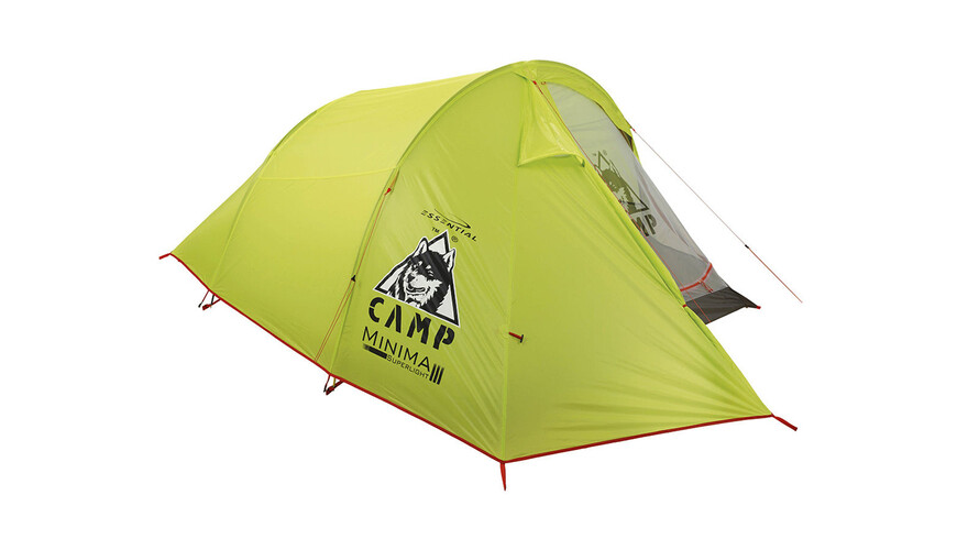 Camp Minima 3 SL tent groen